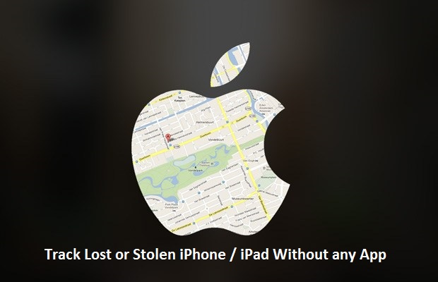 How to Track Lost iPhone or iPad Without Any App